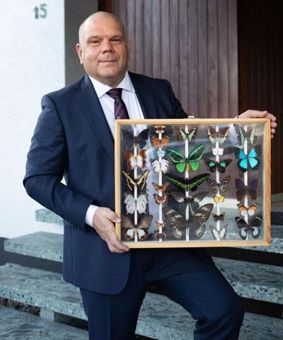 Prof. Dr. Vilcinskas, Andreas